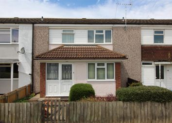 Thumbnail 3 bed terraced house for sale in Second Avenue, Canvey Island