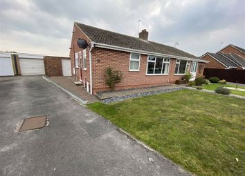 Thumbnail 3 bed semi-detached bungalow for sale in Cedar Crescent, Selby
