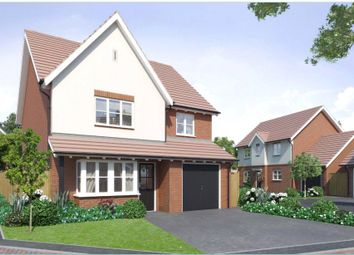 Thumbnail 4 bed detached house for sale in Plot 59 Newton Phase 3, Navigation Point, Cinder Lane, Castleford