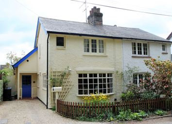 Thumbnail 3 bedroom semi-detached house for sale in Church Path, Prestwood, Great Missenden