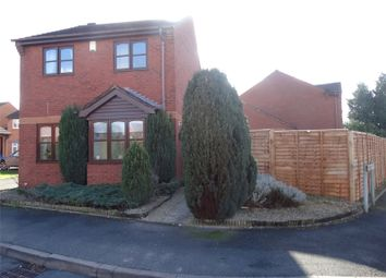 Thumbnail 3 bed detached house for sale in Heath Drive, St Peters, Worcester