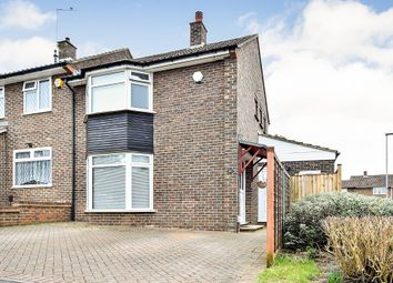 Thumbnail 2 bed semi-detached house for sale in Freeborn Way, Bracknell