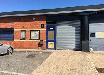 Thumbnail Light industrial to let in Unit 3 Redbridge Enterprise Park, Thompson Close, Ilford, Essex