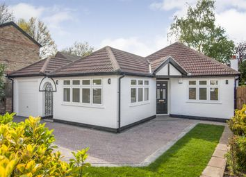 Thumbnail 3 bedroom detached bungalow for sale in Edith Road, Orpington, Kent