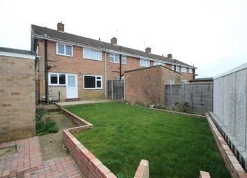Thumbnail 2 bedroom end terrace house to rent in Fennycroft Road, Gadebridge, Hemel Hempstead