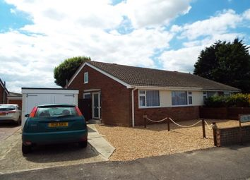 Thumbnail 2 bed bungalow to rent in Elm Road, St. Marys Bay, Romney Marsh