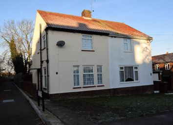 Thumbnail 2 bed semi-detached house for sale in Charing Road, Gillingham