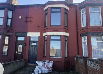 Thumbnail 3 bed terraced house to rent in Claremont Road, Seaforth, Liverpool
