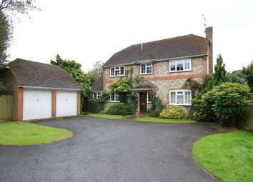 Thumbnail 4 bed detached house to rent in The Lea, Finchampstead, Wokingham, Berkshire
