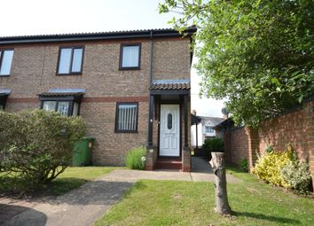 Thumbnail 2 bed flat for sale in Fen Court, Lowestoft