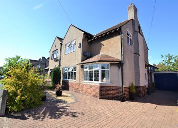 Thumbnail 3 bed semi-detached house for sale in Breaston Avenue, Leigh