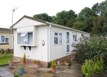 Thumbnail 2 bed mobile/park home for sale in Nevada Park, Park Avenue, Melton Mowbray
