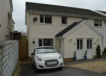Thumbnail 3 bedroom semi-detached house for sale in Goppa Road, Swansea