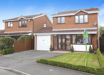 Thumbnail 3 bed detached house for sale in Formby Avenue, Perton, Wolverhampton