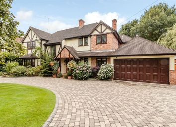 Thumbnail 5 bed detached house for sale in Widworthy Hayes, Hutton, Brentwood, Essex
