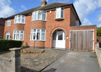 Thumbnail 3 bed semi-detached house for sale in Banbury Avenue, Toton, Beeston, Nottingham