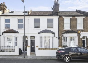 Thumbnail 3 bed terraced house to rent in Yeldham Road, London