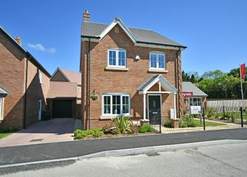 Thumbnail 4 bed detached house for sale in Blunsdon Chase, Blunsdon, Swindon