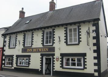 Thumbnail Pub/bar for sale in Bridge Street, Usk