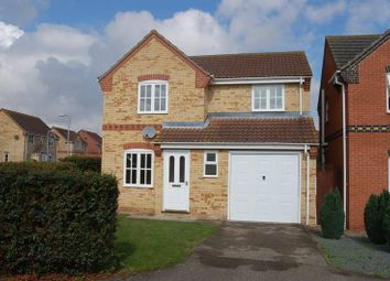 Thumbnail 3 bed detached house to rent in Paddock Lane, Metheringham