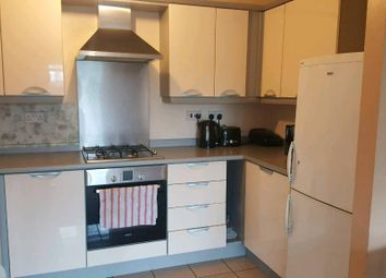Thumbnail 1 bed flat to rent in Saunders Close, London