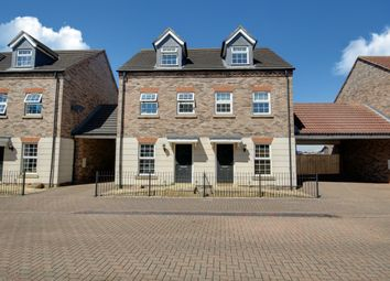 Thumbnail 3 bed semi-detached house to rent in Saint Helena Drive, Spalding