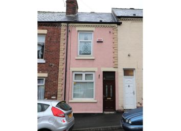 Thumbnail 3 bed terraced house for sale in Willoughby Street, Sheffield