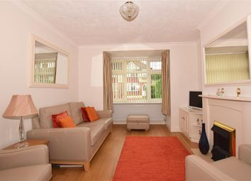 Thumbnail 3 bed semi-detached house for sale in Wilson Avenue, Rochester, Kent