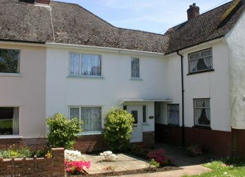 2 bed terraced house to rent in Lymebourne Park, Sidmouth EX10