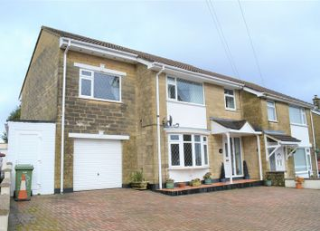 Thumbnail 5 bed semi-detached house for sale in Mendip Vale, Coleford, Radstock