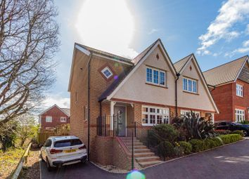 Thumbnail 3 bed semi-detached house for sale in Burdons Close, Wenvoe, Cardiff