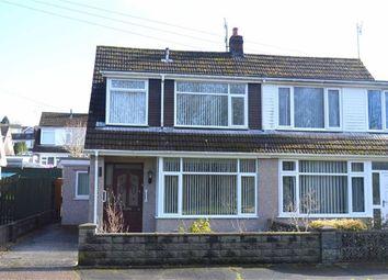 Thumbnail 3 bedroom semi-detached house for sale in Woodcote, Killay, Swansea