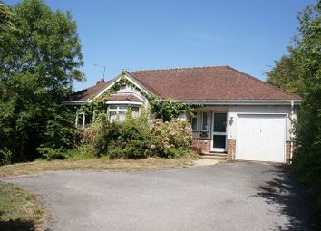 Thumbnail 3 bed detached bungalow for sale in Cobham Way, East Horsley, Leatherhead