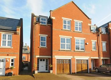 Thumbnail 4 bed town house to rent in Beningfield Drive, London Colney, St. Albans, Herts