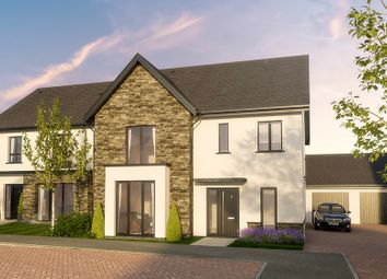 Thumbnail 4 bedroom detached house for sale in Cottrell Gardens, Bonvilston, Cardiff