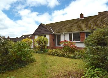 Thumbnail 2 bedroom bungalow for sale in Park Lane, Pinhoe, Exeter
