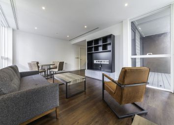 Thumbnail 2 bed flat to rent in Maine Tower, Harbour Central, 9 Harbour Way, London