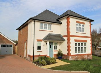 Thumbnail 4 bed detached house for sale in Northdown Way, Alton, Hampshire