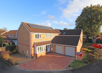 Thumbnail 4 bed detached house for sale in Worcester Crescent, Willand Old Village