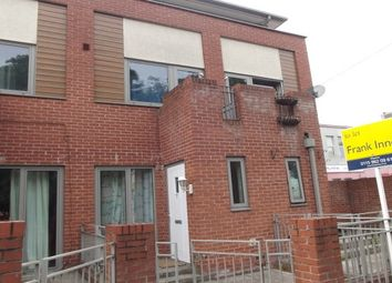 Thumbnail 2 bedroom flat to rent in Teesdale Court, Hucknall Road, Nottingham