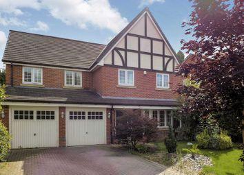 Thumbnail 5 bed detached house to rent in Feversham Close, Eccles, Ellesmere Park, Manchester