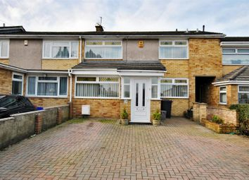 Thumbnail 3 bedroom terraced house for sale in Longway Avenue, Whitchurch, Bristol