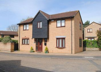 Thumbnail 4 bedroom detached house for sale in Tollgate Close, Kingsthorpe, Northampton