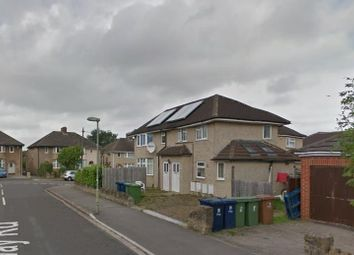 Thumbnail 1 bed flat to rent in Stanway Road, Headington