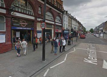 Thumbnail Studio to rent in Kentish Town Road, Camden Town