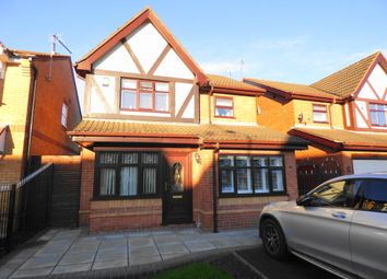Thumbnail 3 bed detached house for sale in Buckingham Drive, St. Helens