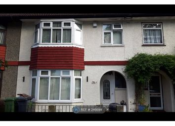 Thumbnail 3 bedroom terraced house to rent in Kenneth Road, Romford