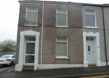 Thumbnail 3 bed end terrace house to rent in Marble Hall Road, Llanelli