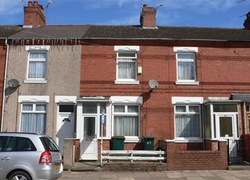 Thumbnail 2 bedroom terraced house to rent in Caludon Road, Stoke, Coventry