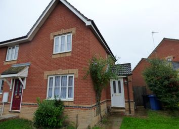 Thumbnail 2 bedroom semi-detached house to rent in Admiral Road, Pinewood, Ipswich